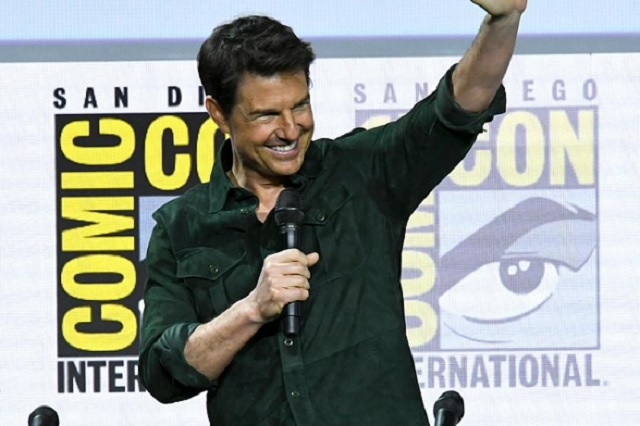 Tom Cruise presenta trailer Top Gun: Maverick
