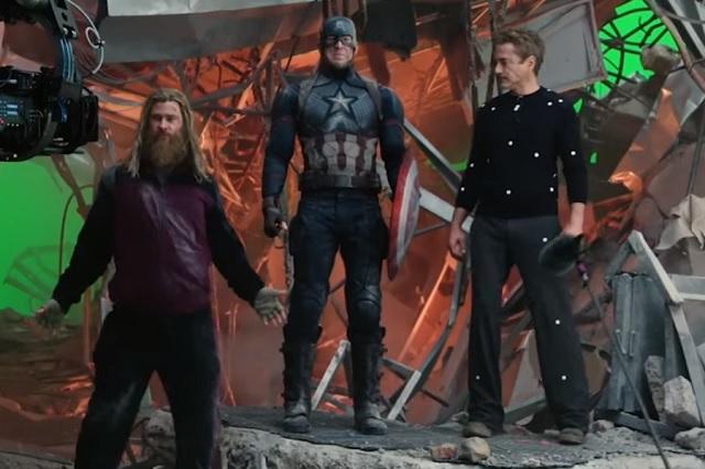 Estas son las tomas falsas de Avengers: Endgame