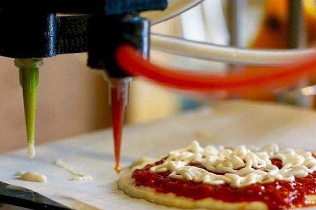 UNAM crea impresora que elabora comida mexicana