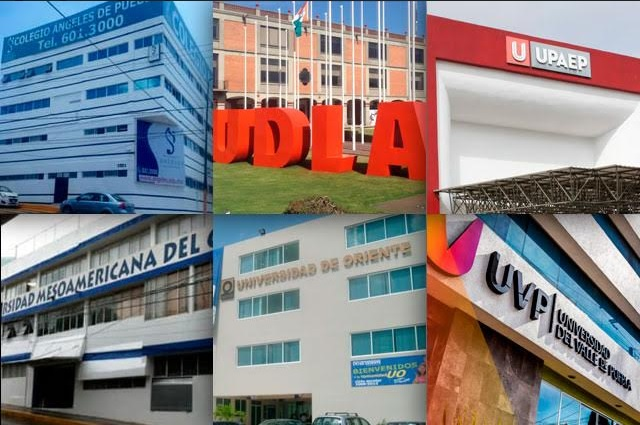 Ostentan 15 universidades el 40% de los RVOES en Puebla