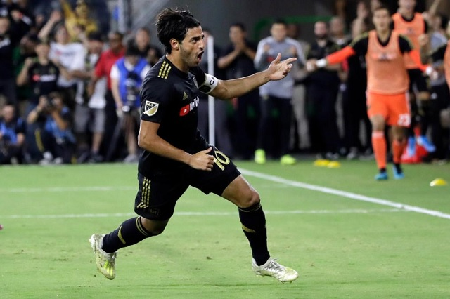 Video: Carlos Vela anota golazo histórico para la MLS