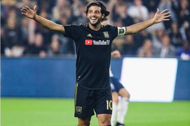 Carlos Vela se impone como el máximo goleador de la MLS