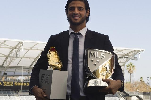 Carlos Vela se impone como el Jugador Más Valioso de la MLS