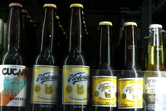 Ayuntamiento regulará venta de alcohol en Zócalo de Puebla