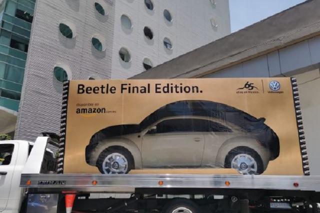 Así llegó el último Beetle hecho por Volkswagen