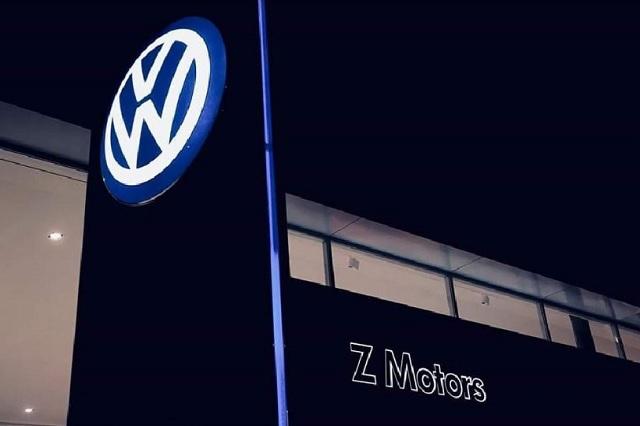 Hacen boquete en agencia VW en la 18 Poniente y roban 50 mil pesos