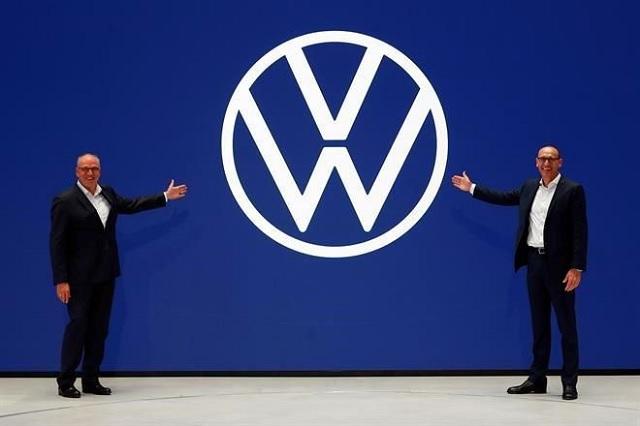 Este es el nuevo logotipo de Volkswagen