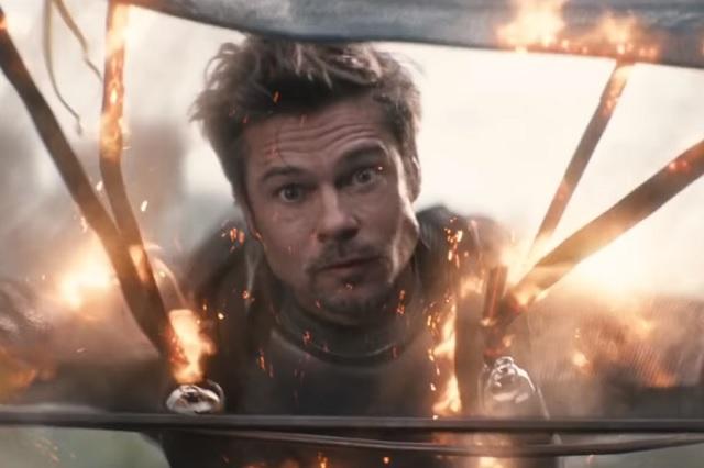 ¿Podría Brad Pitt volver a interpretar a un héroe?