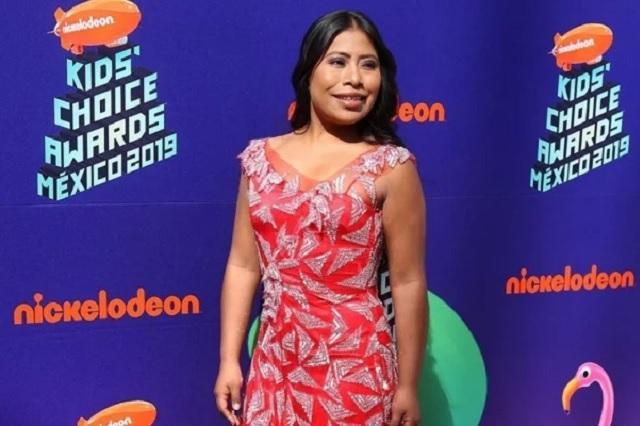 Premian a Yalitza Aparicio por inspirar a la juventud latina