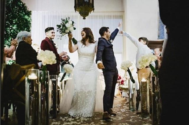 ¿Quién es Matías Aranda, el esposo de Yuridia?
