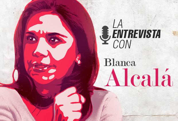 Un bodrio el gobierno autoritario de Moreno Valle: Blanca Alcalá