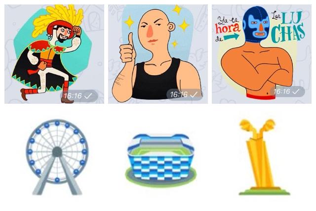 Ya está Puebla en emojis: del pelón del centro hasta una cemita