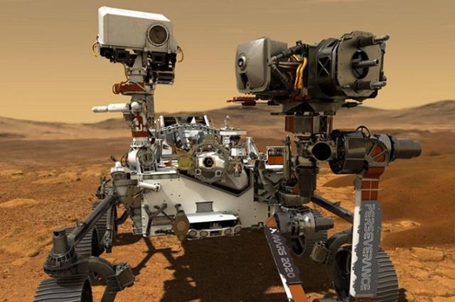 Todo lo que debes saber sobre el aterrizaje de Perseverance a Marte