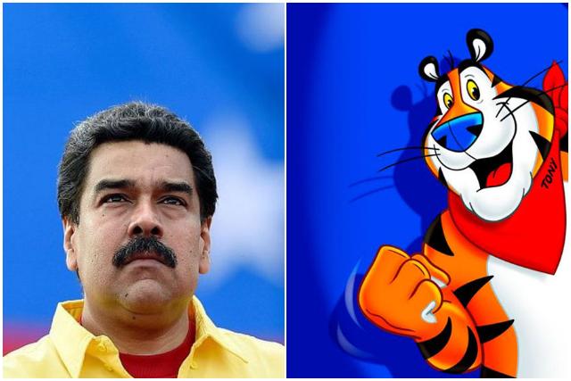 El Tigre Toño y Kellogg's se van de Venezuela