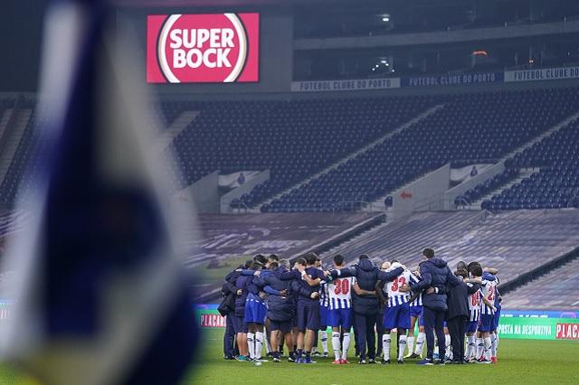 Uno menos: Porto y el 'Tecatito', eliminados en la Copa de Portugal