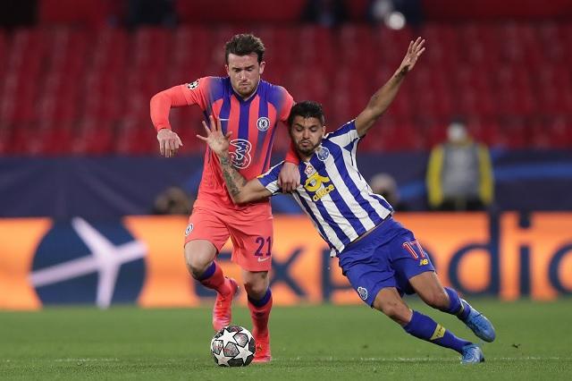 Champions League: Error del 'Tecatito' le cuesta la derrota al Porto