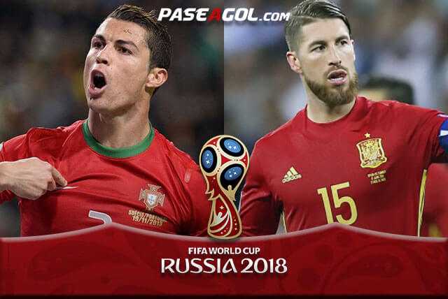 Héroe, villano e ídolo: los memes de Ronaldo y del Portugal vs España