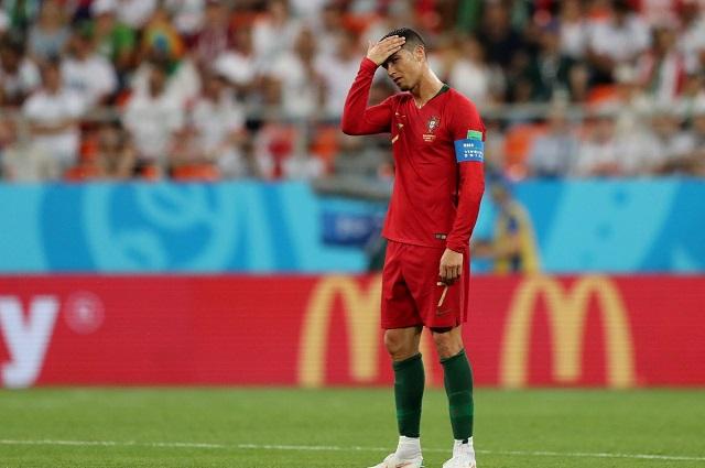 Cristiano falla penal e Irán con ayuda del VAR empata con Portugal 1-1
