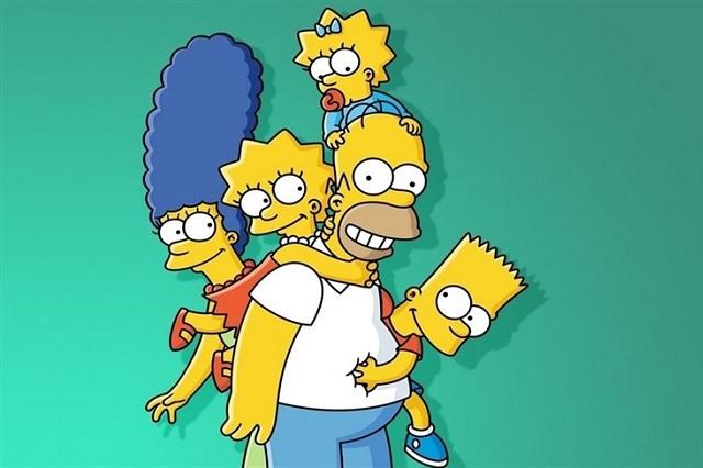 Los Simpson homenajean a Stranger Things y a del Toro