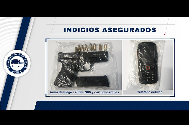 Vinculan a proceso a presunto secuestrador detenido en Esperanza