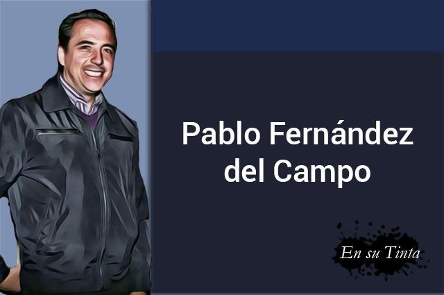 """""""El poder compartir me parece un regalo de vida"""": Pablo Fernández del Campo"""
