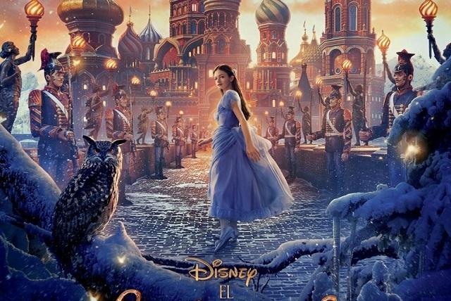 Disney estrena poster de El cascanueces y los cuatro reinos