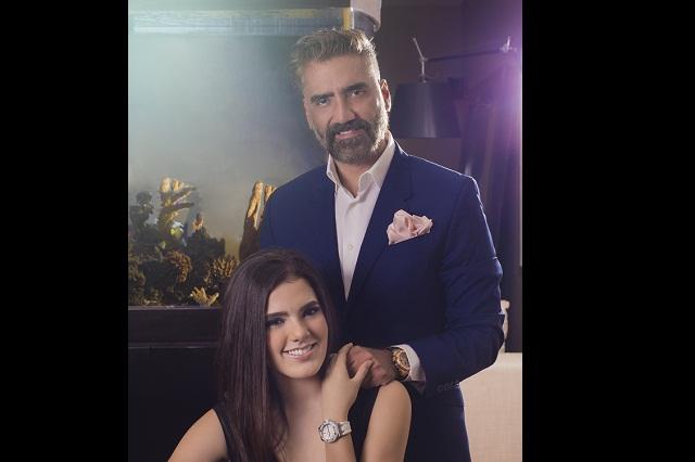 """Alejandro Fernández y su hija Camila Fernández cantan juntos """"El Ciclo Sin Fin"""""""