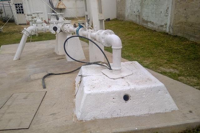 Rehabilita Agua de Puebla pozo profundo en San Ramón