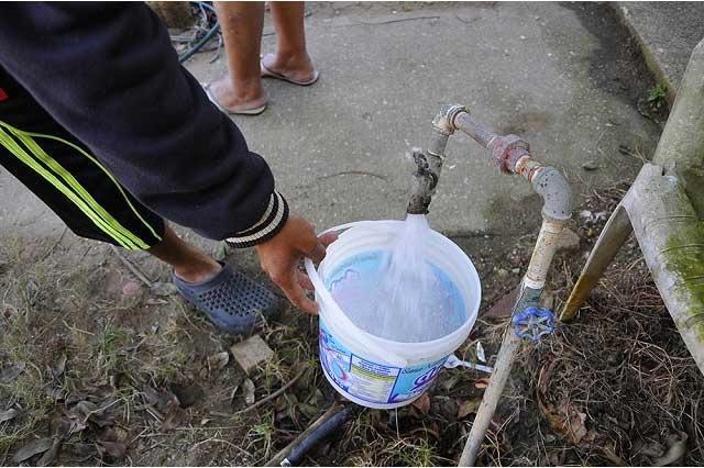 Buscan en Tlaxcalancingo revivir pozos secos
