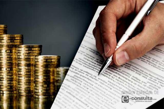 Reduce Congreso de 1 mil a 543 mdp la línea de crédito para Texmelucan