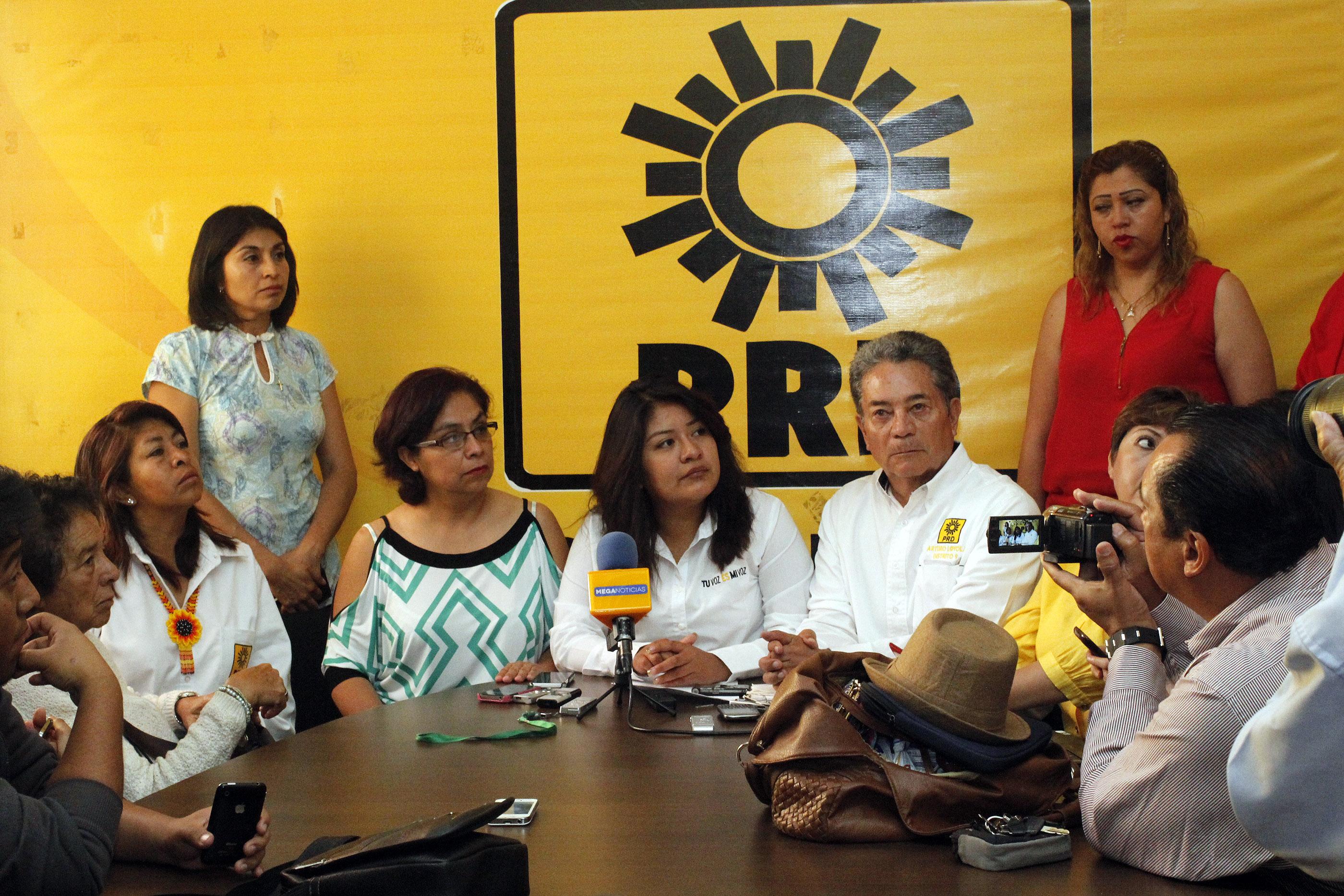 PRD gastó en Puebla 2.4 mdp y no ganó un solo distrito en 2015