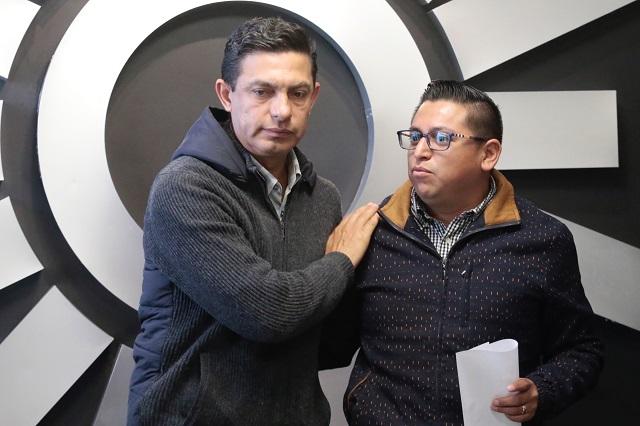 PRD se apunta al bloque opositor en Puebla para 2021