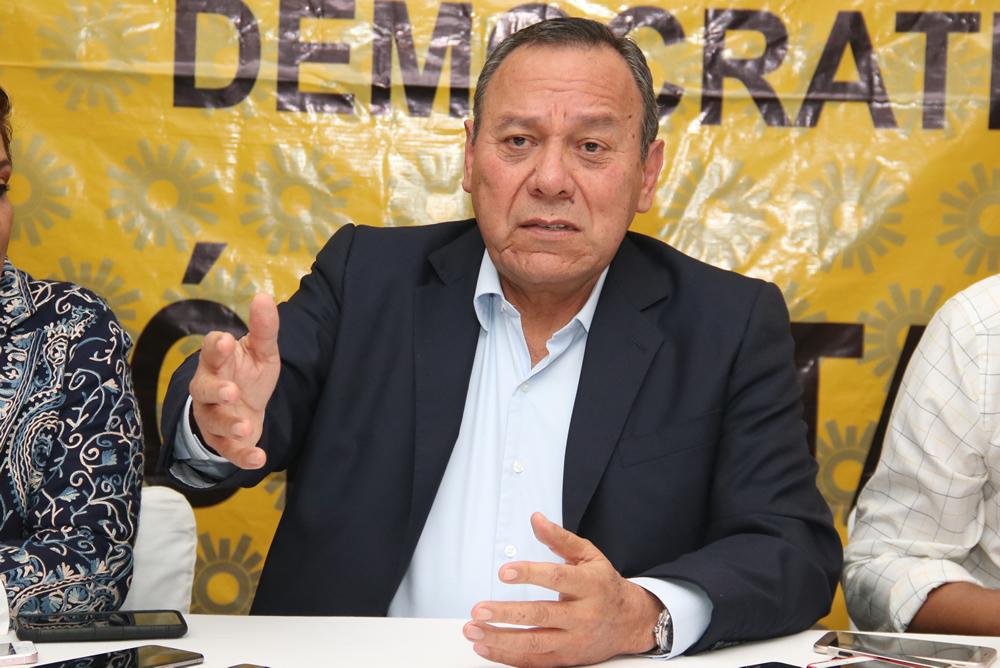 Celebra Morena proyecto de nulidad; PRD acusa mano de AMLO
