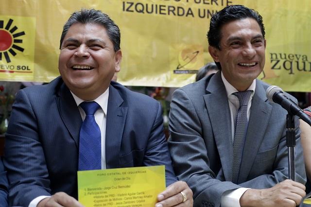 Foro de Nueva Izquierda no delineó alianza con el PAN en 2018