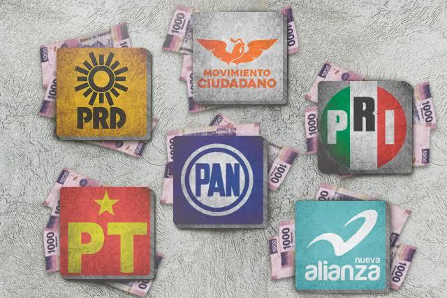 Partidos de Puebla tendrán 255 mdp y no devolverán nada