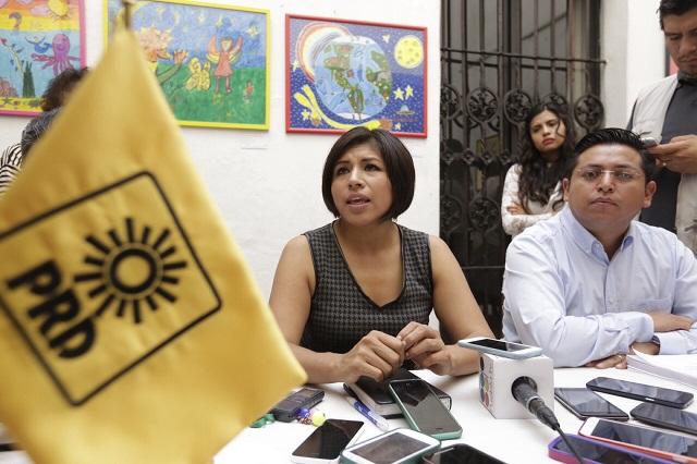 Promueve juicio Roxana Luna contra validez de la elección