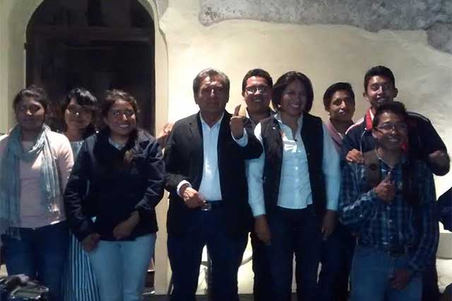 PRD y Morena se comprometen a rescatar la educación superior