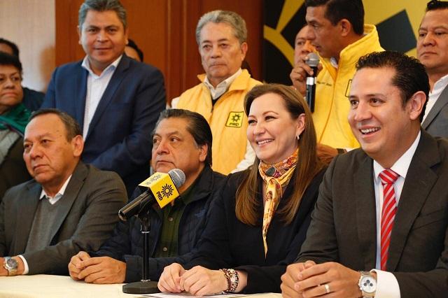 Alonso se reunirá con magistrados del TEPJF para defender triunfo