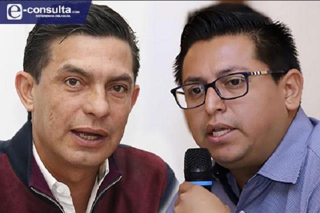 Conservan Carlos Martínez y Vladimir Luna dirigencia del PRD