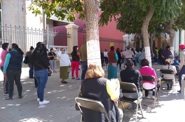 Van dos días sin que se pueda recaudar el predial en Tehuacán
