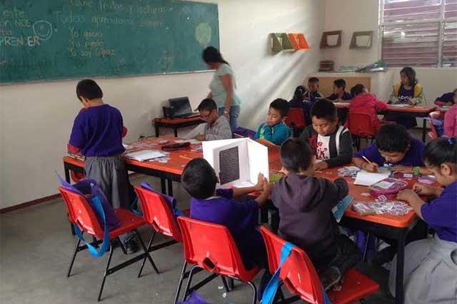 Incluyen a 2 mil escuelas en ampliación de horario de preescolares