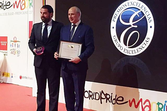 En España, premio Excelencias al Museo Internacional del Barroco