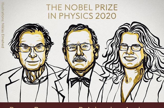 Dan Nobel de Física a estudiosos de los agujeros negros