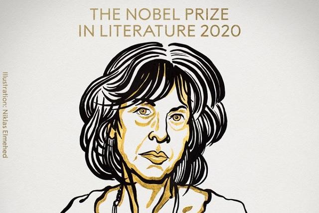 Poeta Louise Glück gana el Premio Nobel de Literatura