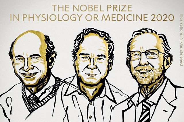 Dan Nobel de Medicina a descubridores del virus de la hepatitis C