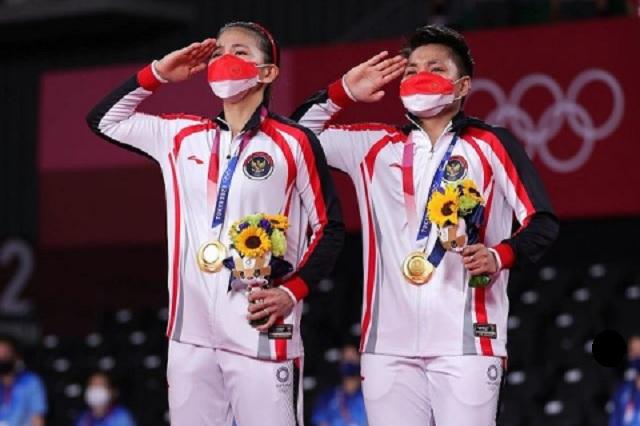 Los insólitos premios a atletas de Indonesia por ganar el oro