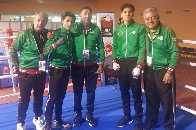 Foto: Facebook / Federación Mexicana de Boxeo