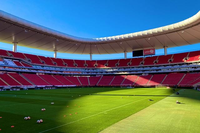 Foto: Twitter / @EstadioAkron