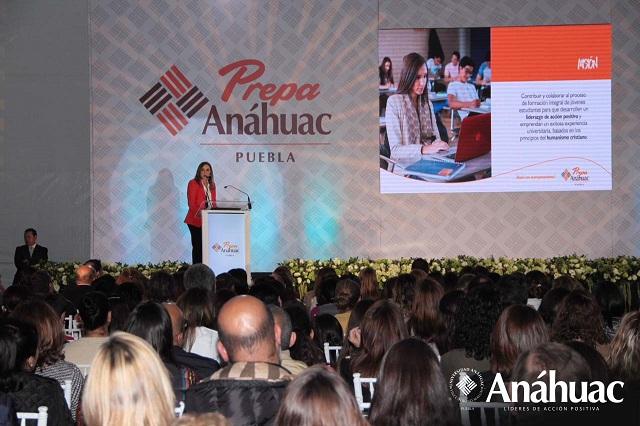 Preparación de excelencia ofrece la nueva Prepa Anáhuac en Puebla