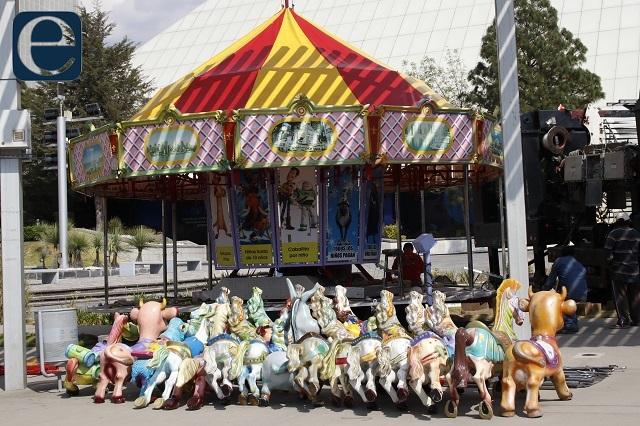Por semáforo amarillo estable Puebla autoriza ferias y exposiciones